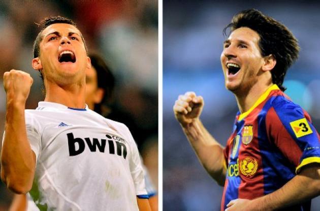 Ronaldo y Messi se enfrentaran mañana