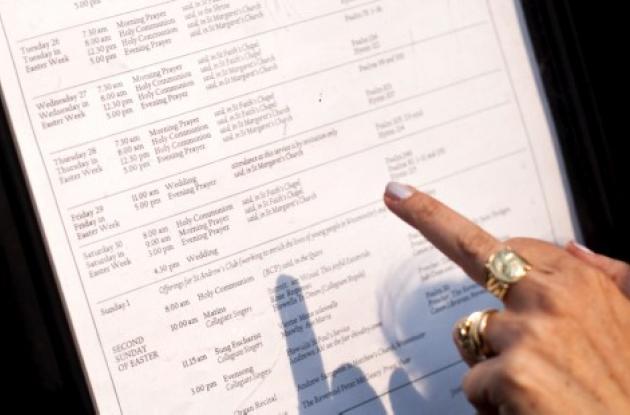 La lista de boda del príncipe Guillermo y Kate Middleton genera polémica.