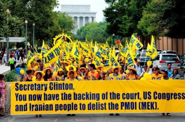 Protesta Iraní