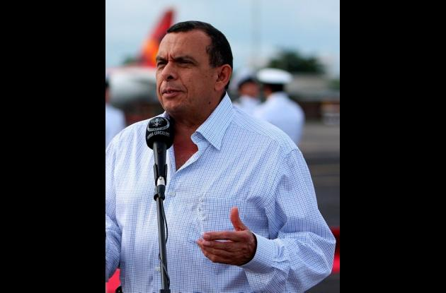 Porfirio Lobo Presidente de Honduras
