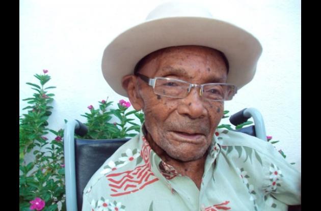 El juglar falleció en Valledupar, donde estaba hospitalizado en la clínica Cesar