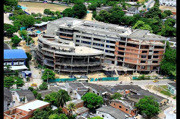 Centro Recreacional y Empresarial Los Corales