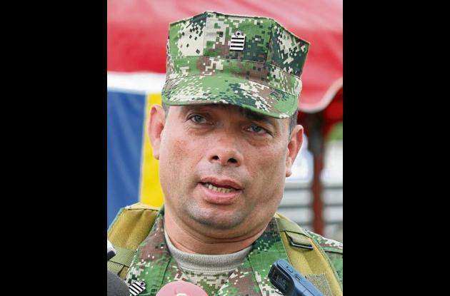 Coronel Marco Mendoza Bayuelo, Comandante I Brigada de Infantería de Marina.