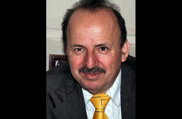 Luis Alberto Gil.
