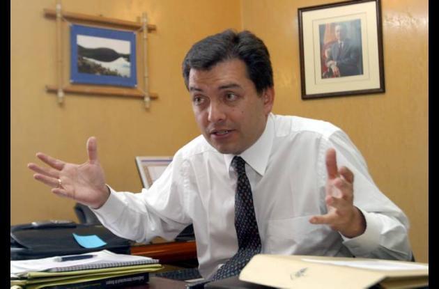Luis Alfonso Hoyos, director del Sena.