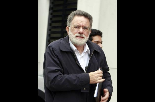 Luis Carlos Restrepo, ex comisionado de paz