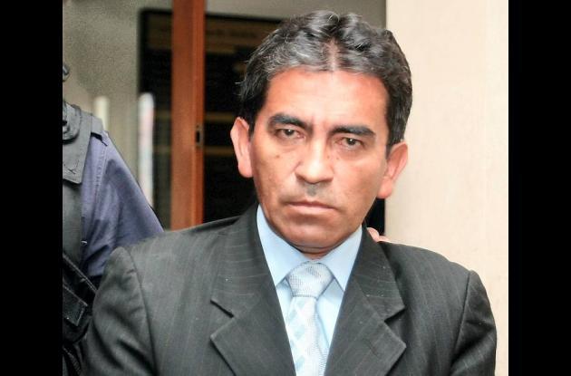 Luis Eduardo Beltrán Farias.
