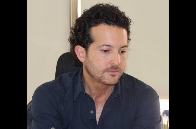Luis Ernesto Araújo Rumié.