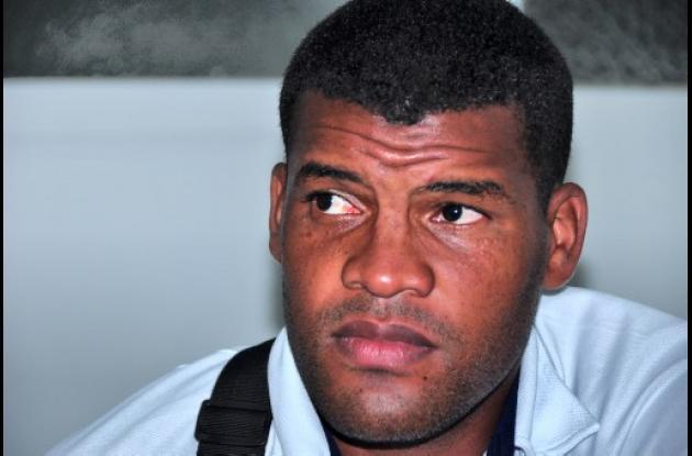Luis Moreno, famoso por patear una lechuza en Barranquilla.