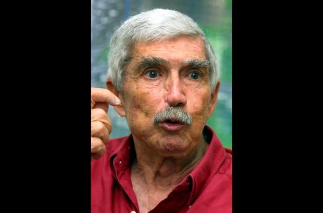 Luis Posada Carriles, activista anticastrista.