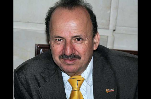 Luis Alberto Gil, exsenador.