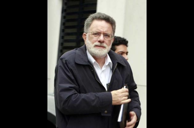 Luis Carlos Restrepo, excomisionado de Paz.