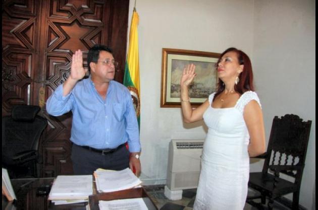 magistrada tribunal administrativo de bolívar