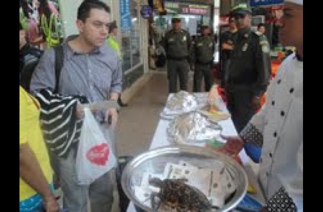 CORTESÍA: POLICÍA METROPOLITANA