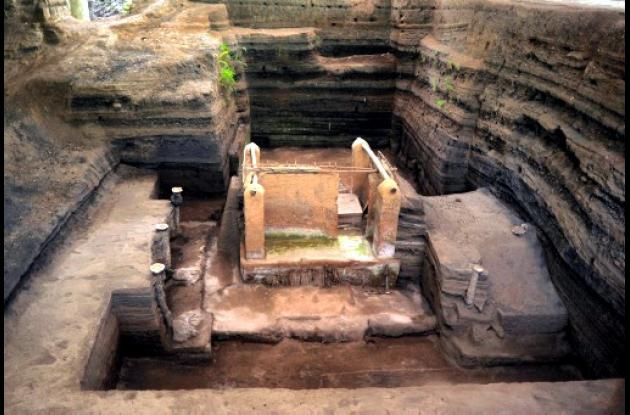 Maizal siglo VI