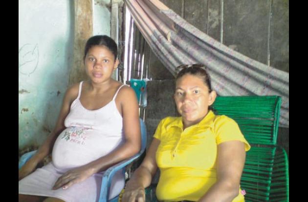 Después de una larga y dolorosa búsqueda Raquel González se pudo reencontrar con