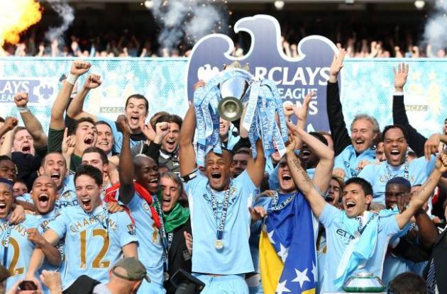 Manchester City campeón