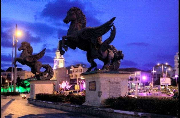 Marca Ciudad Cartagena de Indias.