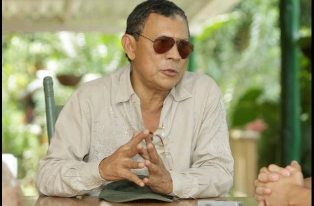 Marcelo Torres Benavides, alcalde de Magangué.