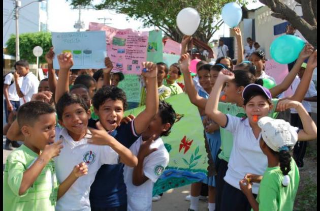 Marcha del Día del Medio Ambiente
