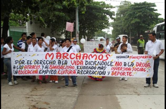 No más pandillas, dicen en San José de los Campanos