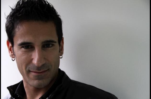 Marco Di Mauro, cantante italiano.