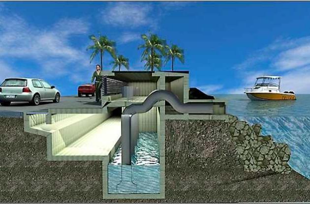 Proyecto control de mareas