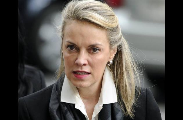 María Emma Mejía, secretaria general de Unasur.