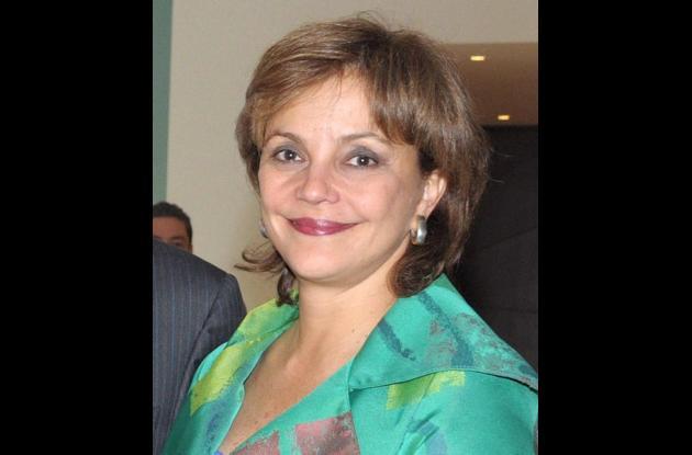 María Fernanda Campo, ministra de Educación.
