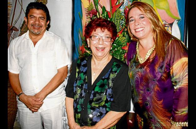 Quince años de María José Gil