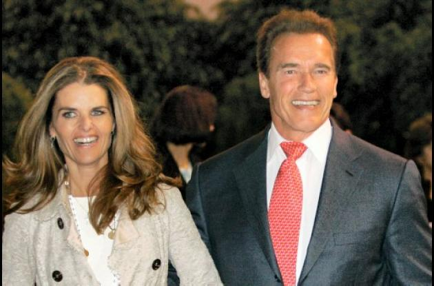 Maria Shriver se divorciará de Arnold Schwarzenegger.