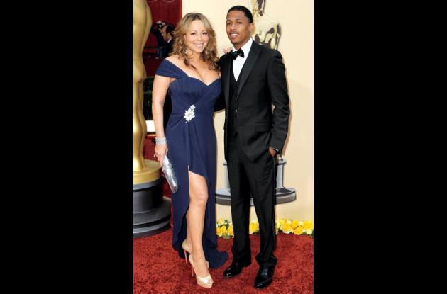 Mariah Carey y Nick Cannon renovaron sus votos matrimoniales.