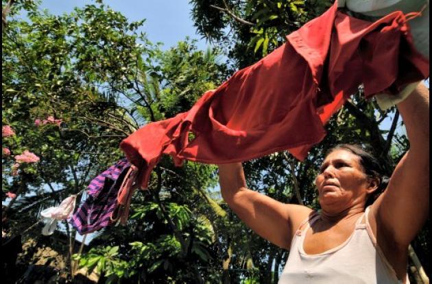Las lavanderas de Marialabaja