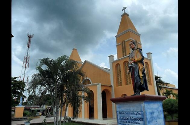 Marialabaja, Bolívar.