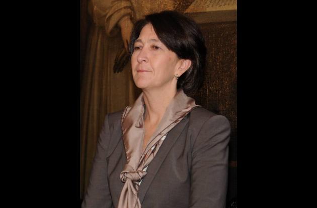 María Luisa Mesa.