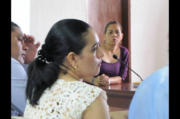 María Esther Navarro Bo-hórquez.