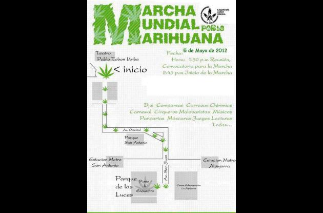 Marihuana Medellín