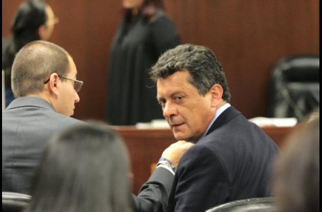 Mario Aranguren, en libertad por vencimiento de términos.
