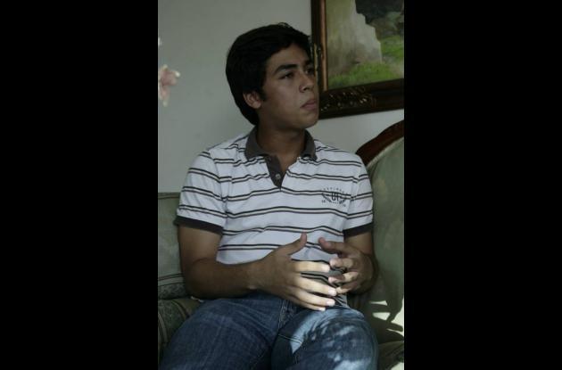 Mario Ojeda Cuello, joven prodigio.