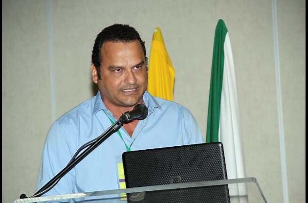 Mario Bossa, directivo de Demogán.