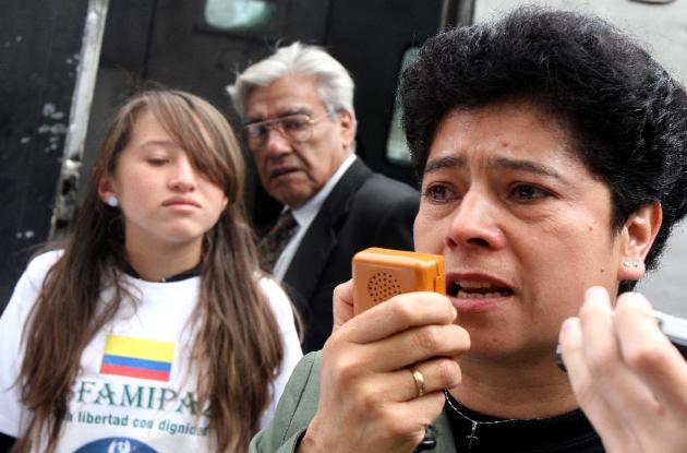 Marleny Orjuela, directora de Asfamipaz.