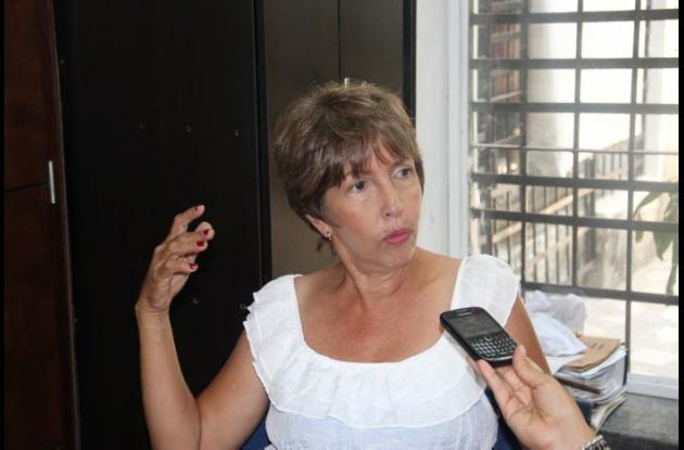 Martha Bonilla, presidenta de la Fundación Ángeles con Patas.