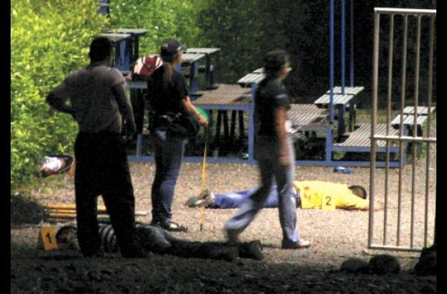El móvil de la matanza de 6 personas en una cancha de fútbol ubicada entre Villa