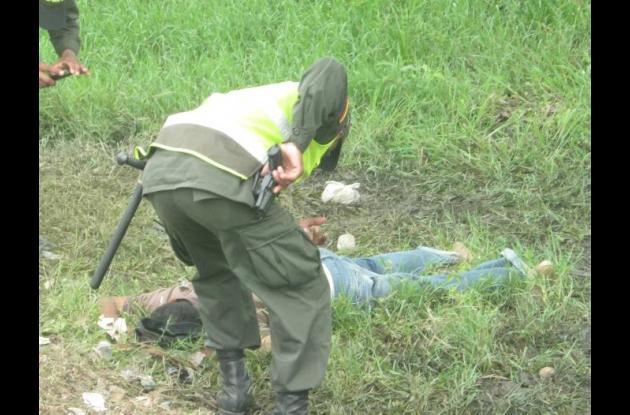 Asesinato en Barranquilla