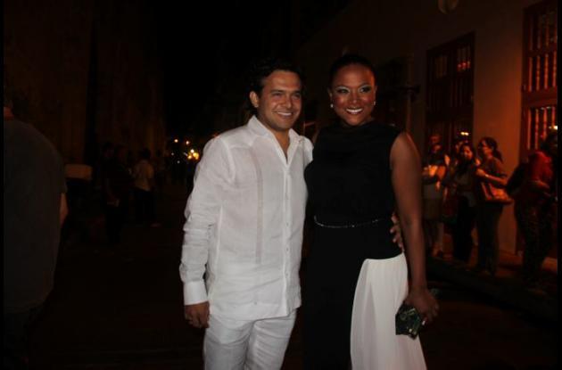 Matrimonio de Siad Char y Luis Carlos Vélez en Cartagena