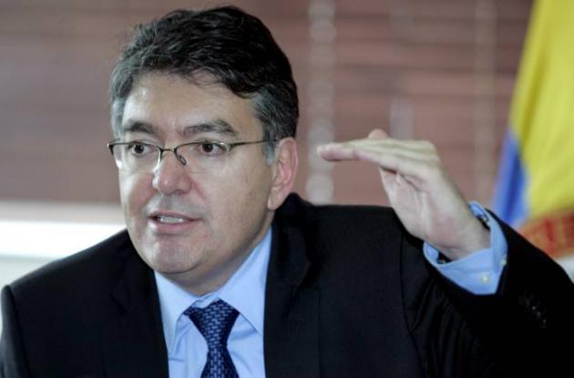Mauricio Cárdenas Santamaría