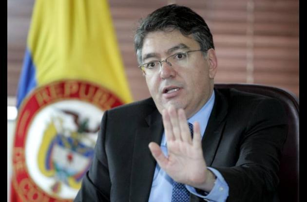 Mauricio Cárdenas Santa María
