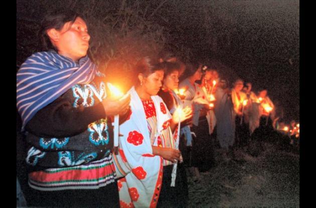 Mujeres Mayas