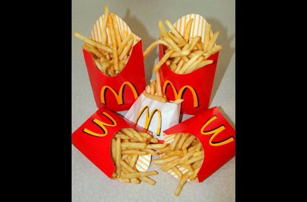 McDonald's cambia su menú infantil en EEUU.