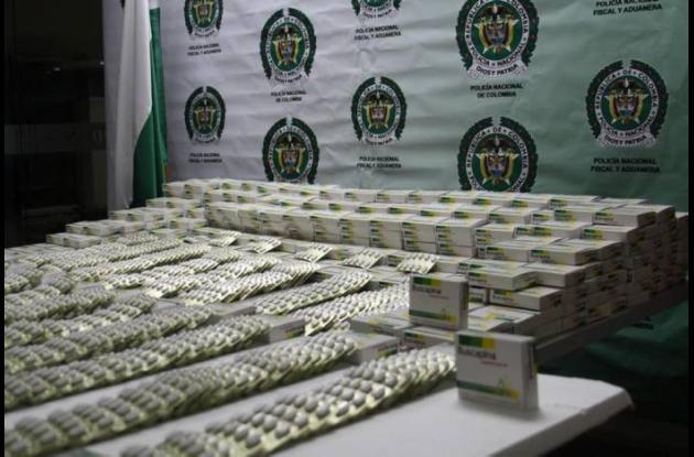 Decomisan medicina falsa en Cartagena
